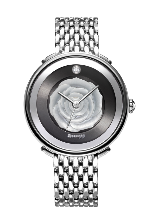 LA ROSE Blanc 38mm quartz watch