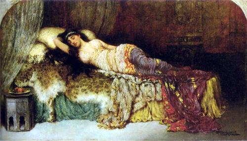 The Sleeping Beauty by William Breakspeare